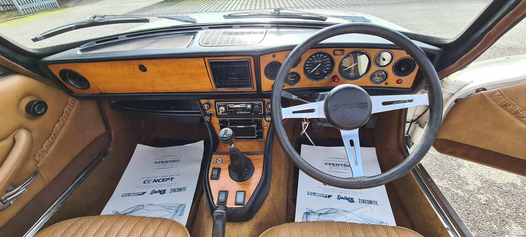 1977 1owner verified 34000 miles with supporting history  For Sale (picture 5 of 6)