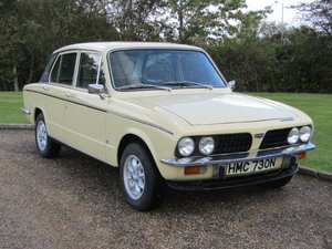 Picture of 1975 Triumph Dolomite at ACA 7th November