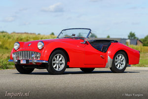 Picture of 1960 Very nice Triumph TR3A with Overdrive (LHD) For Sale