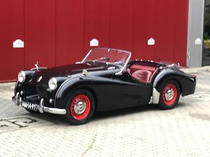 Picture of 1955 Very nice Triumph TR2 Long Door with Overdrive