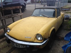 Picture of 1976 Triumph Spitfire Mk 4 with o/d