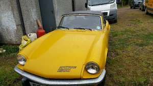 Picture of 1981 Triumph Spitfire 1500