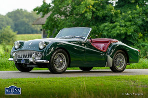 Picture of Triumph TR3B, 1962 For Sale