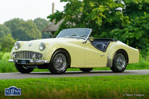 Picture of Triumph TR3B, 1963 For Sale