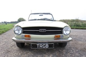 Picture of TR6 1973 LHD CAR IN EXCELLENT CONDITION THROUGHOUT SOLD