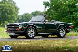 Picture of 1970 Triumph TR6, 1971 For Sale