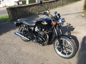 2011(11) Triumph Bonneville 865