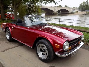 Picture of 1971 Triumph TR6 Sports - LHD For Sale