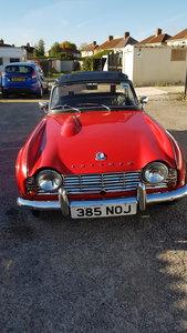 Picture of 1963 Triumph TR4