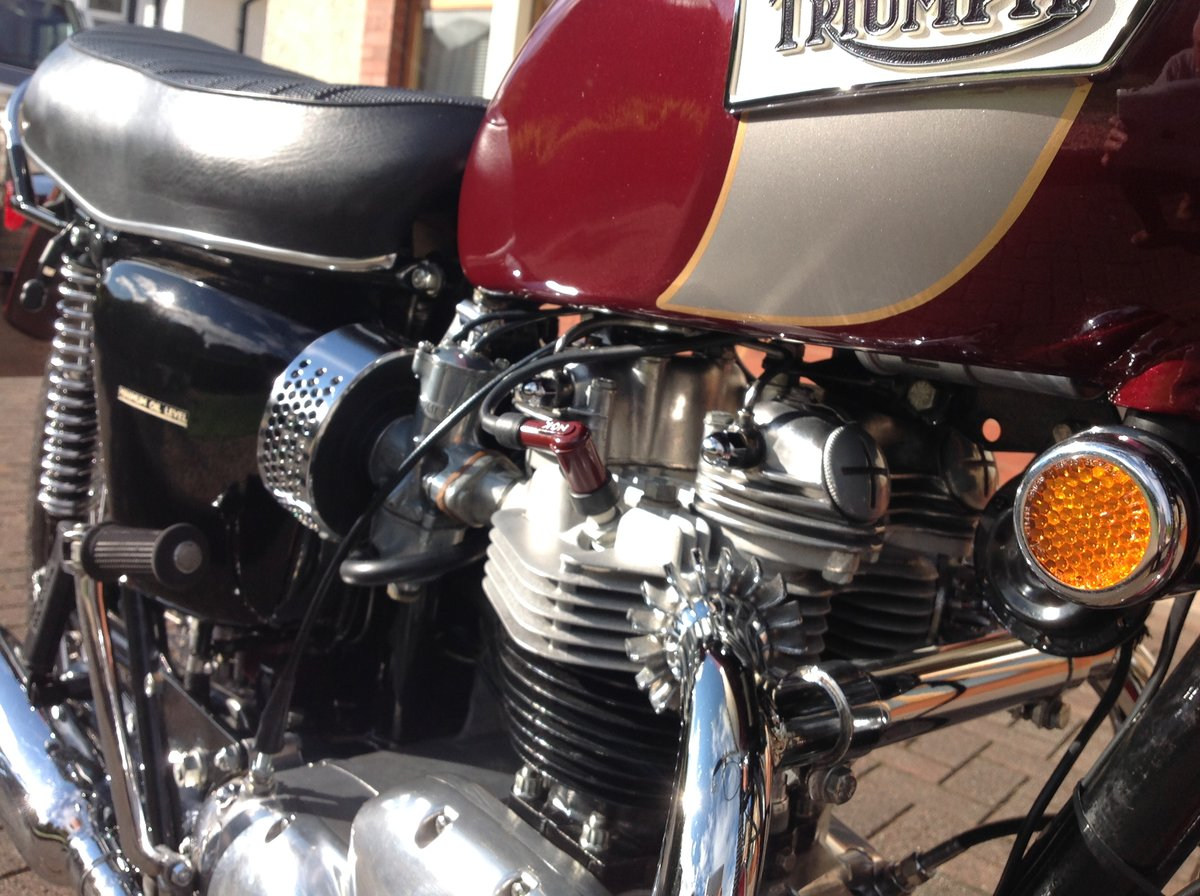 1970 Triumph bonneville T120R stunning example For Sale (picture 6 of 6)