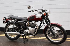 1972 Triumph T100R Daytona 500cc - Excellent Condition