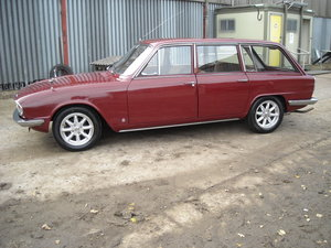 TRIUMPH MK2 2000 AUTO PROBABLY THE BEST ORIGINAL ONE LEFT