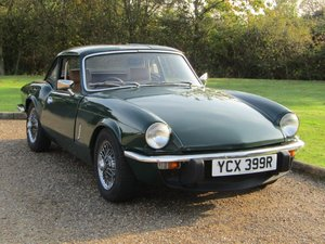 Picture of 1977 Triumph Spitfire 1500 at ACA 7th November