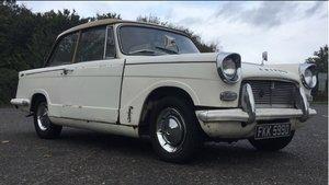 Picture of 1966 Triumph Herald 12/50 £4700 engine rebuild receipt!
