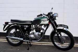 1967 Triumph T100SS 500cc - Matching Number UK Model