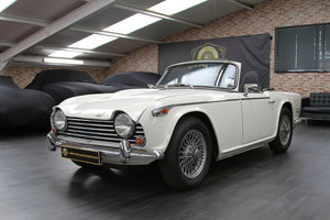 Picture of 1968 Triumph TR5 PI  For Sale