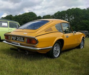 Picture of 1972 Triumph GT6 Mk3 in great condition