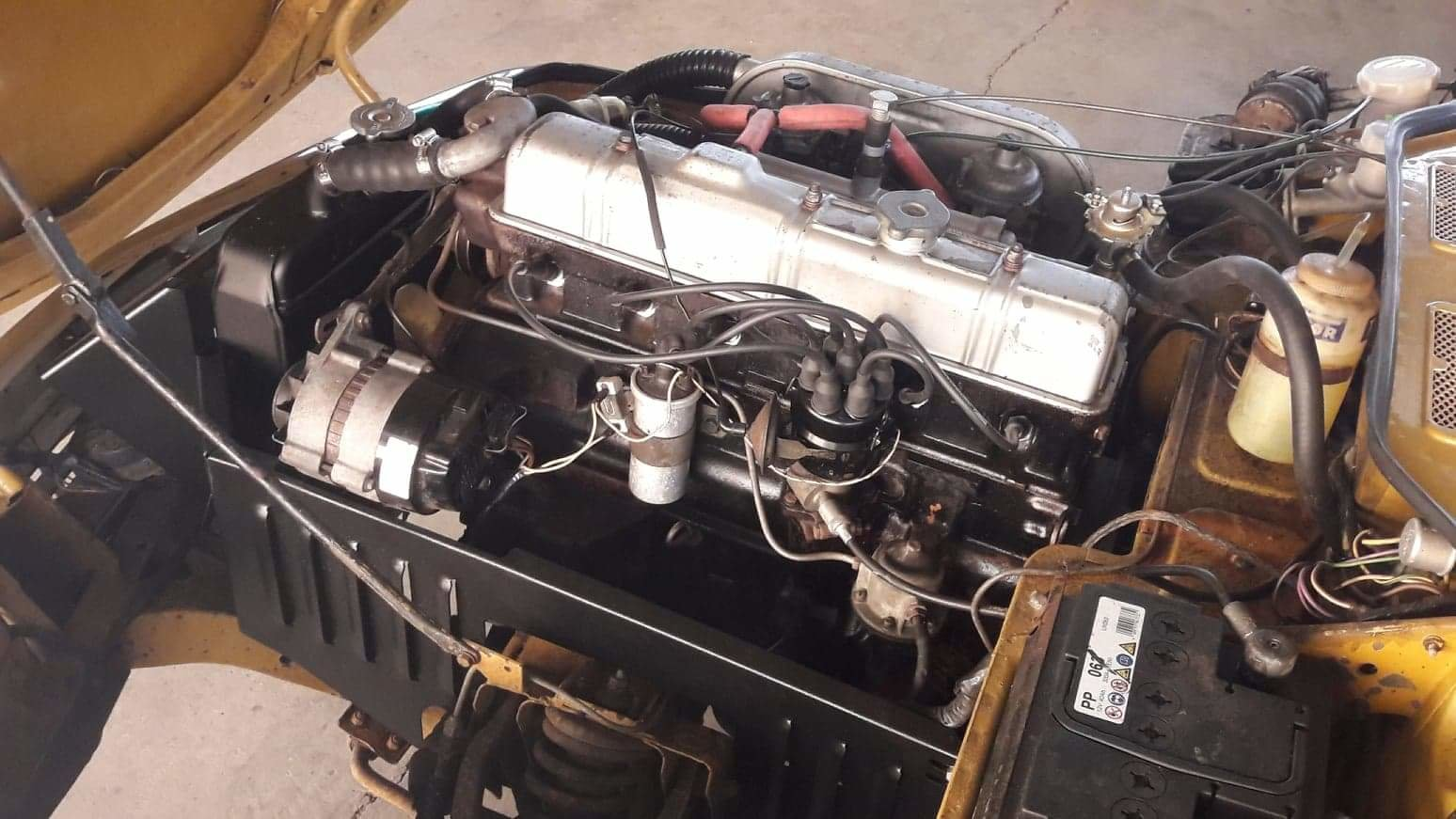 1972 Triumph GT6 Mk3 in great condition For Sale (picture 3 of 6)