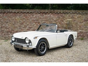 Triumph TR250 Highly original, verry well maintained