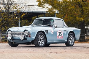 Picture of 1963 TRIUMPH TR4 WORKS RALLY REPLICA