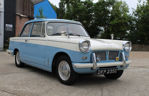 Picture of 1965 Triumph herald 1200