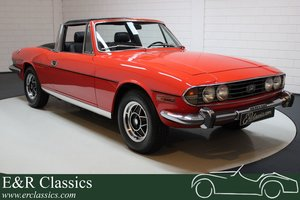 Picture of Triumph Stag in very nice condition 1976