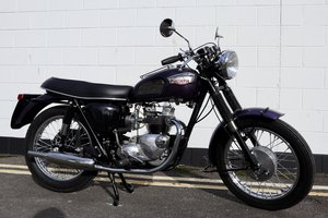 Picture of 1968 Triumph T100S 500cc - Matching Numbers