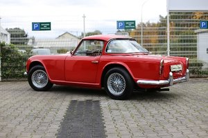 Picture of 1962 An original Surrey TR4 - trophy winner from the nineties