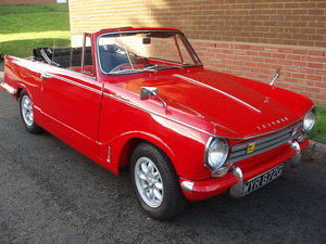 Picture of 1969 Triumph Herald Convertible 13/60