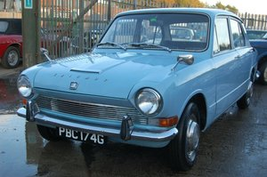 1968 Triumph 1300 TAX and MOT exempt