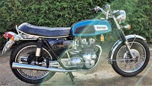 1969 Triumph Trident T150T, 750cc.