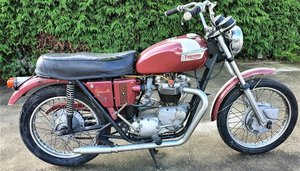 Picture of 1971 Triumph Bonneville T120R, 649cc.