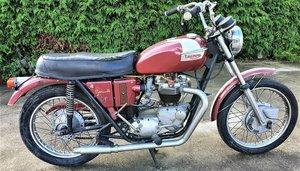1971 Triumph Bonneville T120R, 649cc.