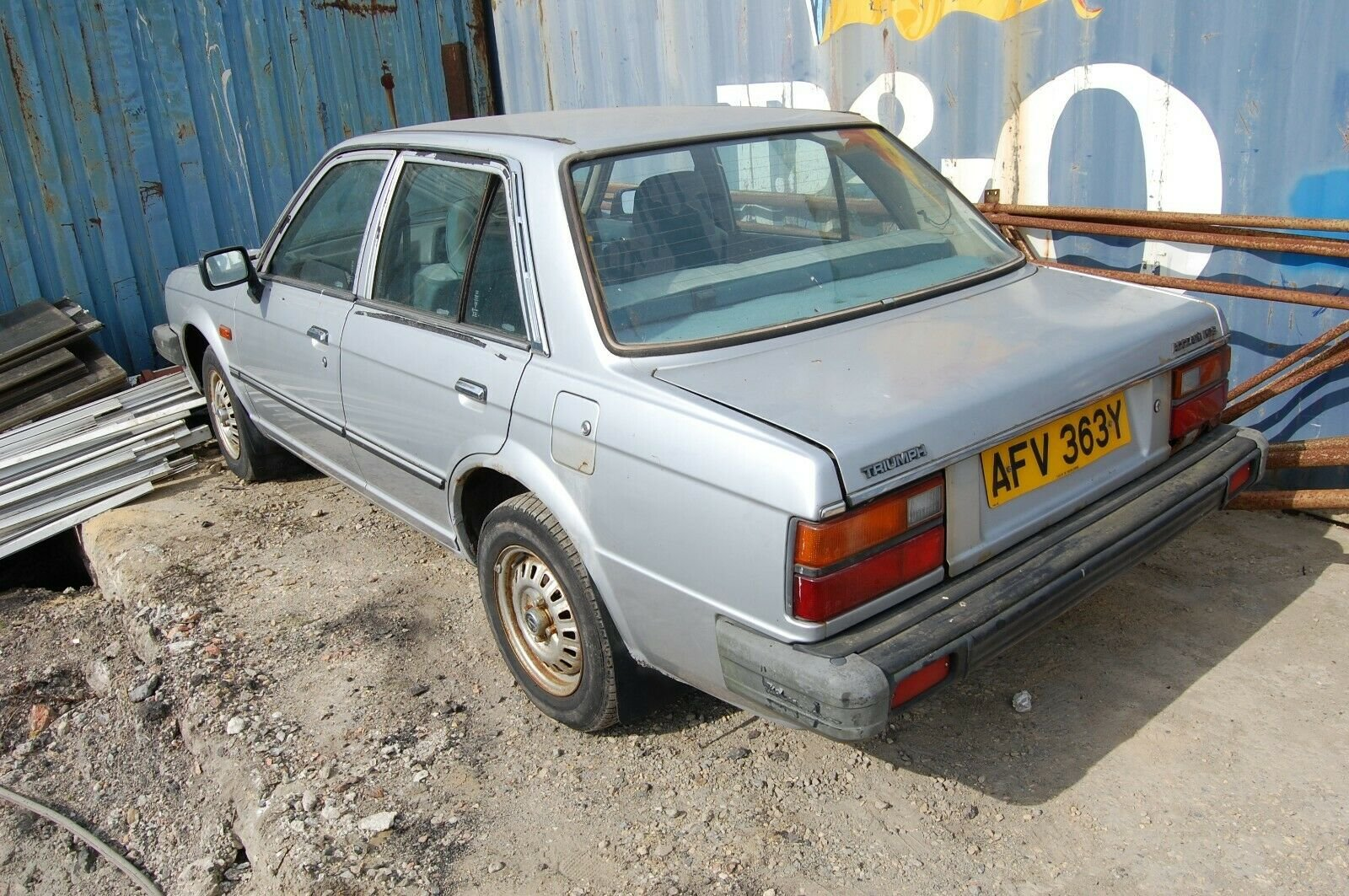 1983 TRIUMPH ACCLAIM For Sale (picture 5 of 6)