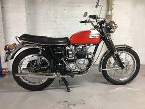 Picture of 1972 Triumph Daytona 500 T100R Fully Restored