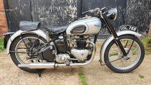 1946 Triumph Tiger 100, 500cc.