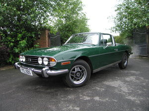 Picture of 1977 Stag 3.0 auto superb drive, one of the last made
