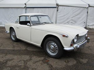 Picture of 1965 Triumph TR4A IRS at ACA 7th November