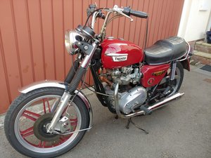 Picture of 1977 Triumph Silver Jubliee