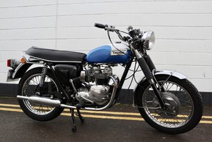Picture of Triumph Daytona T100R 1974 500cc - Matching Numbers