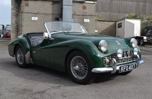 Picture of 1959 TRIUMPH TR3A OVERDRIVE For Sale by Auction
