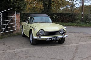 Picture of 1968 Triumph TR5 PI, Matching No's, Low Ownership, UK Supplied