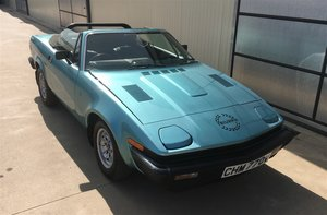 Picture of 1980 TRIUMPH TR7 CONVERTIBLE For Sale by Auction