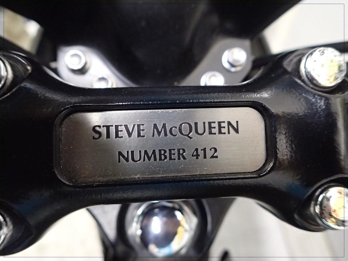 2012 Triumph Bonneville T100 Steve McQueen For Sale (picture 5 of 5)