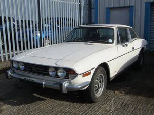 Picture of 1973 Triumph Stag 3.0 at ACA 7th November