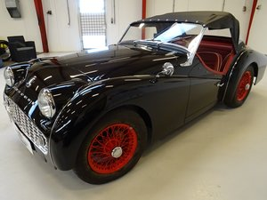 Picture of 1959 Triumph TR3A – fully restored For Sale