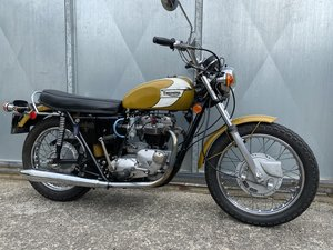 Picture of 1972 TRIUMPH BONNEVILLE T120 650 ACE BIKE RUNS MINT! PX TRIALS T1 For Sale