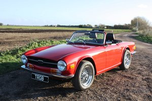 Picture of TR6 1969, ONE OF THE FIRST 1000 UK CARS OFF THE PRODUCTION L SOLD