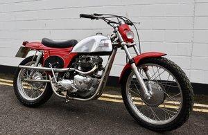 Triumph Rickman Metisse MK 3 750cc Scrambler