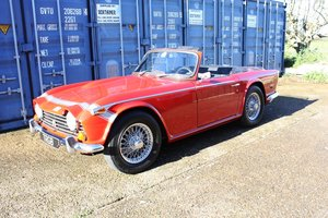 Picture of 1967 TRIUMPH TR250 LHD. CURRENT OWNER SINCE 1991  For Sale